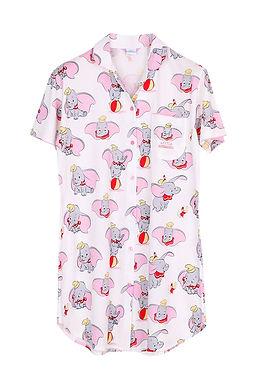 The Little Dumbo_ Short Sleeve Dress