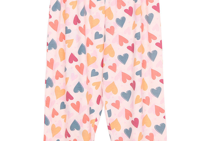 Josilins Valentine Love Collection _ Long Shirt With Long Pants