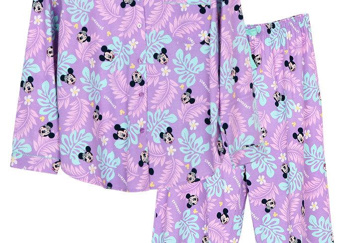 Mickey Go Thailand : Sawasdee Songkran _ Long Shirt With Long Pants