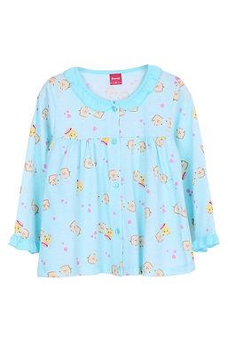 Momoji Love Bread_ Long Shirt With Long Pants