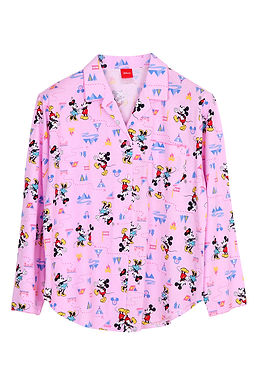 Mickey Mouse  journey_Long Shirt With Long Pants