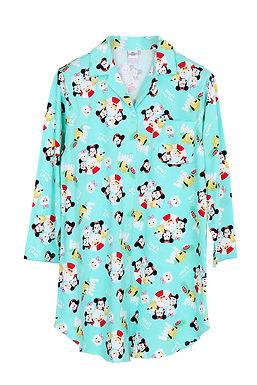 Tsum Tsum Mickey&Friend  _ Long Sleeve Dress