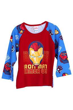 Marvel Iron Man_Momoji_ T Shirt With Long Pants