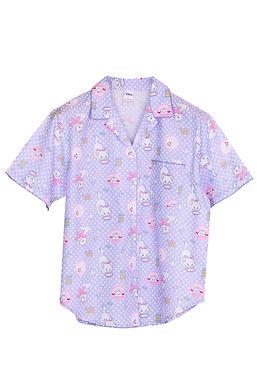 Marie Macaron2 _ Short Shirt With Short Pants