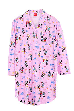 Mickey Mouse  journey_Long Sleeve Dress