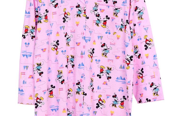 Mickey Mouse  journey_Long Sleeve Dress