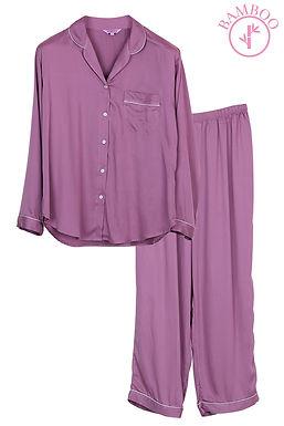 Josilins BamBoo _ Long Shirt With Long Pants