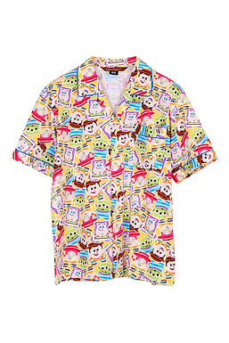 Toy Story Sticker _ Short Shirt With Long Pants