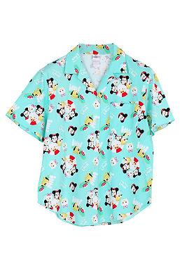 Tsum Tsum  Mickey&Friend  _ Short Shirt With Long Pants
