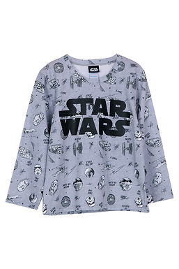 Starwars Sketch _ Long Shirt With Long Pants
