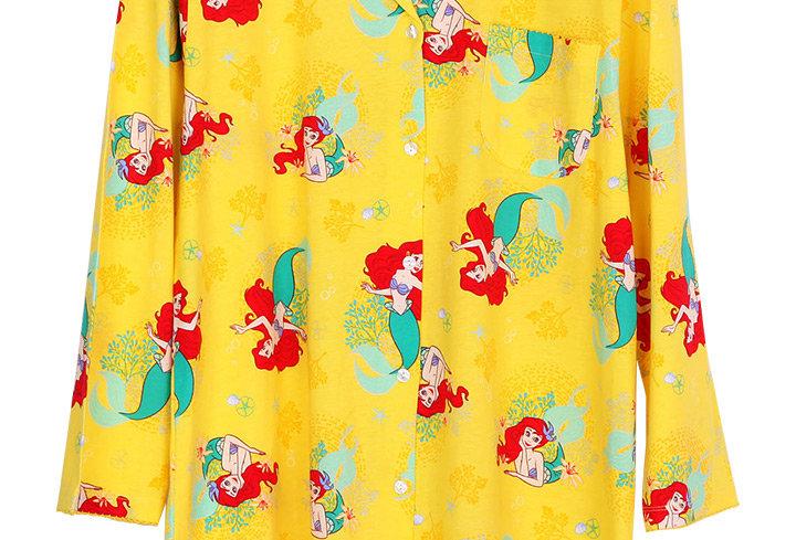 Ariel Starfish_Long Sleeve Dress