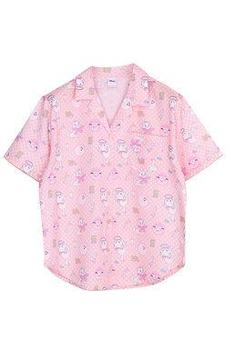 Marie Macaron2 _ Short Shirt With Long Pants (XL)