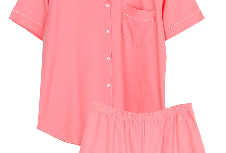 Josilins Basic colors _ Short Shirt With Short Pants