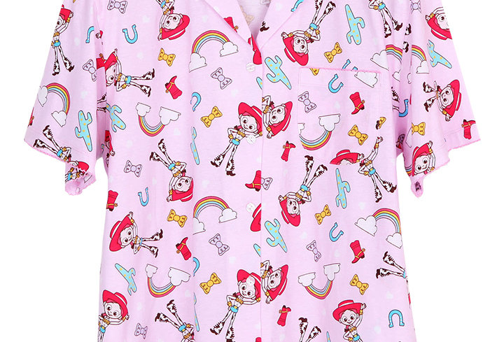 Toy Story Jessie Cowgirl _ Short Shirt With Short Pants