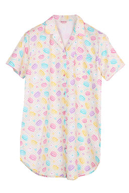 Josilins Sweetie Macarons_ Short Sleeve Dress