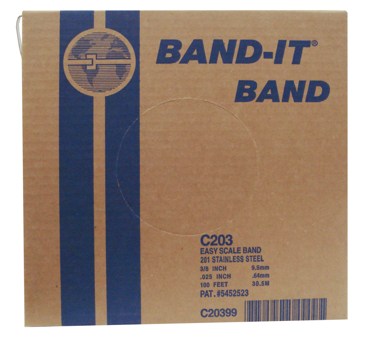 Band-it 201 Stainless Steel Band