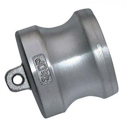 Aluminium Camlock Coupling - Dust Plug (DP)