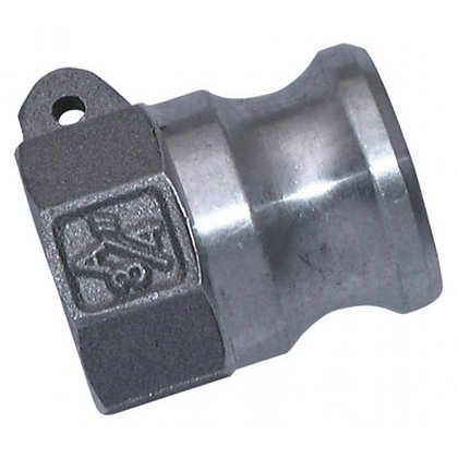 Aluminium Camlock Coupling - Female Adaptor (A) 鋁合金内牙公