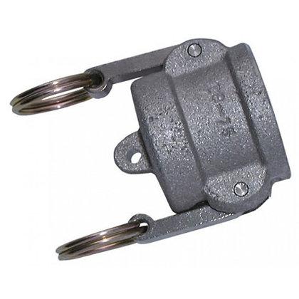 Aluminium Camlock Coupling - Dust Cap (DC)