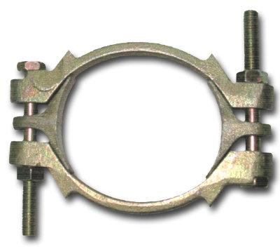 Double Bolt Clamp 雙螺絲鋼鑄管卡 (奧咪架码)