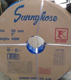 Sunnyhose - PVC layflat hose