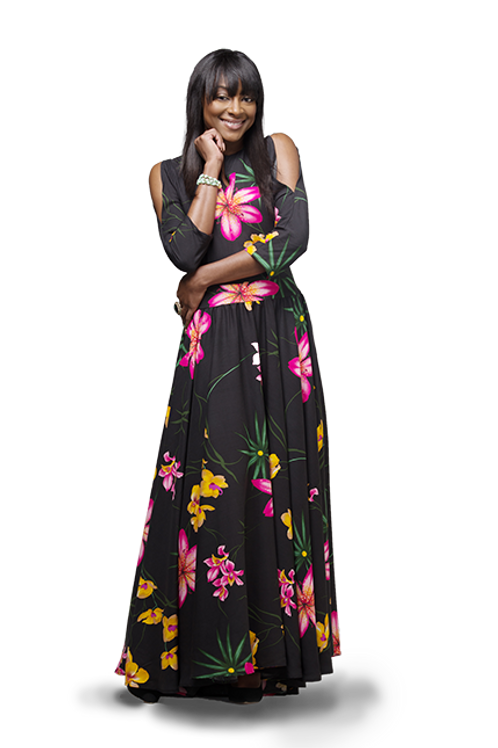 Extended Maxi Dress