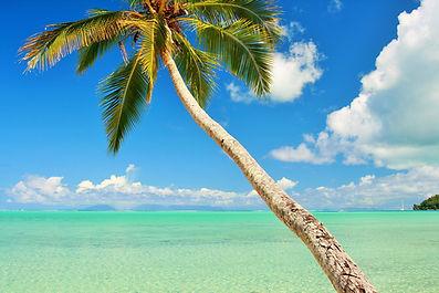 Playa Avea, Huahine, Polinesia Francesa