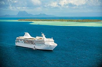 Crucero Paul Gauguin, Polinesia Francesa