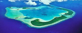 Tetiaroa, Polinesia Francesa