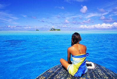 Excursión en Fakarava, Polinesia Francesa