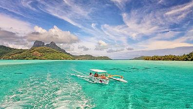 Romantic Tour, Bora Bora