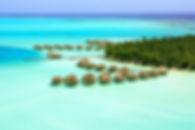 Hoteles en Polinesia. Le Tahaa Island Resort