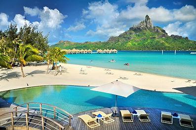 Hotel en Bora Bora, Polinesia Francesa