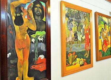 Museo Gauguin, Tahiti, Polinesia Francesa