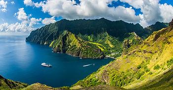 Islas Marquesas, crucero Aranui.