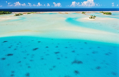 Rangiroa, islas Tuamotu, Polinesia