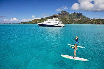 Crucero Haumana en Bora Bora