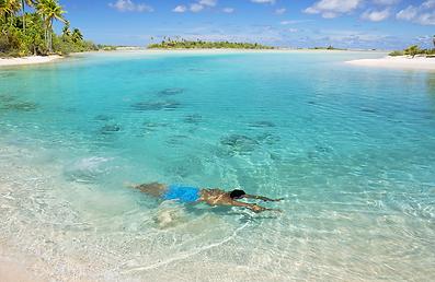 Tikehau, islas Tuamotu, Polinesia Francesa