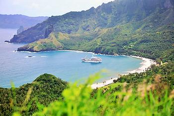Aranui, Hiva Oa, Islas Marquesas