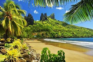Nuku Hiva, islas Marquesas, crucero Aranui