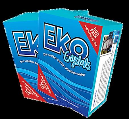 Eko Crystals (60 sachets) - 2 pack