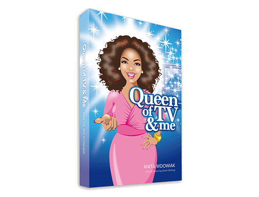 """Queen of TV and Me"" Book"
