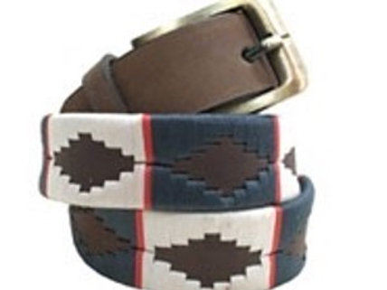 Gaucho Polo Belts