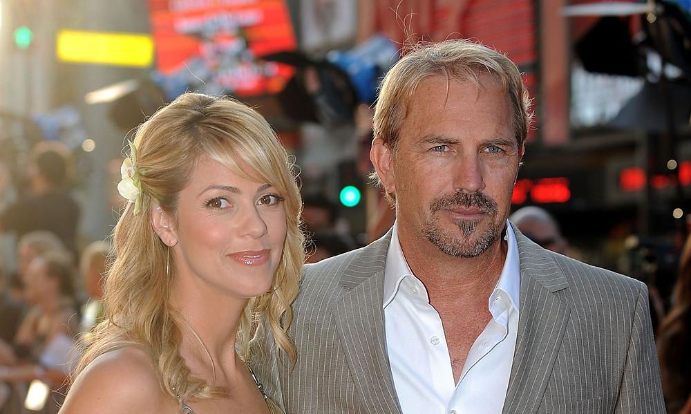 Кристин Баумгартнер и Кевин Костнер. Источник: postimees.ee