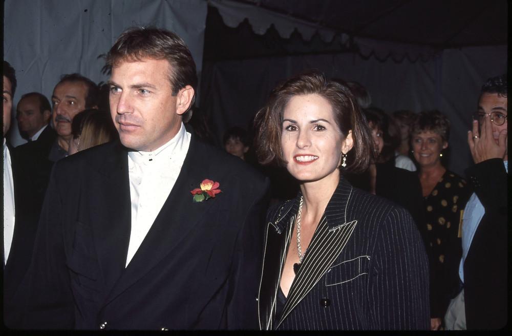 С первой супругой Синди Сильвой. Источник: jauns.lv