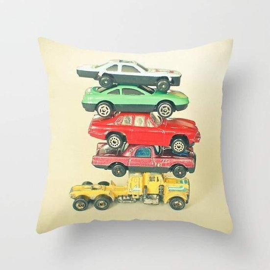 Pile Up Pillow