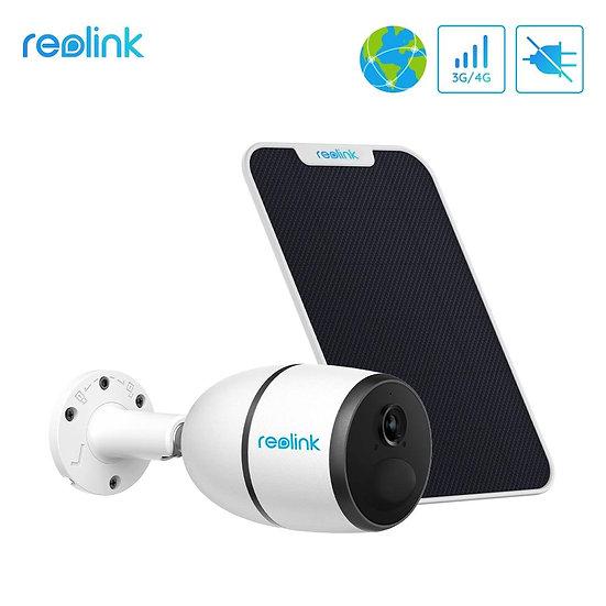 4G LTE camera GO 1080p starlight night vision work with SIM card