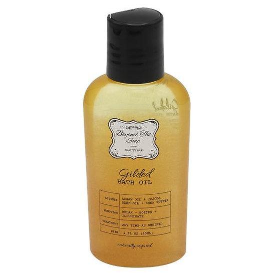 Gilded Bath Oil