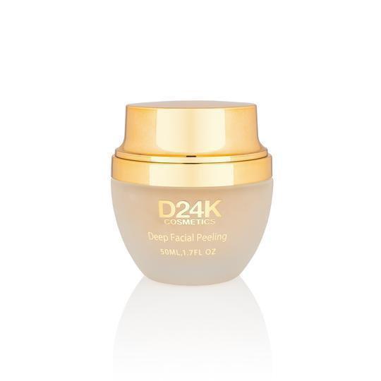 24K Deep Facial Peel