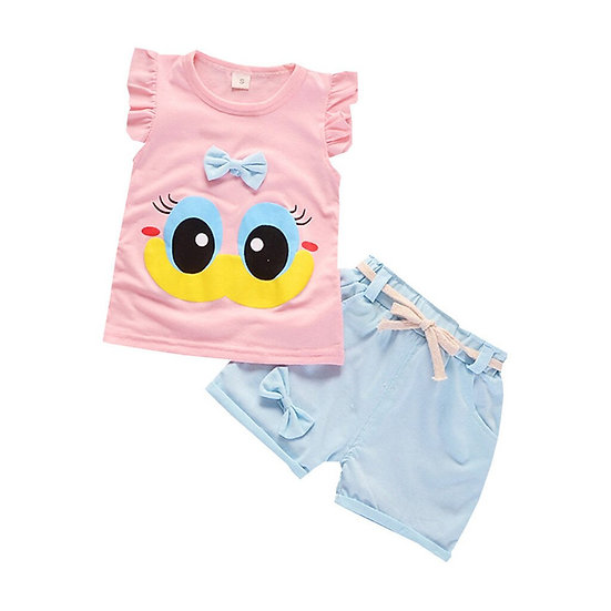 Summer vetement enfant fille Toddler